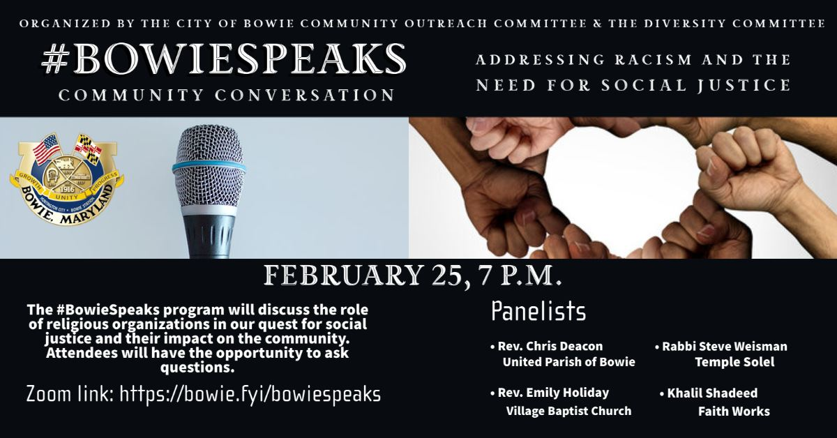 BowieSpeaks Session 2 Flyer