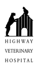 Highway Veterinary Hospital logo
