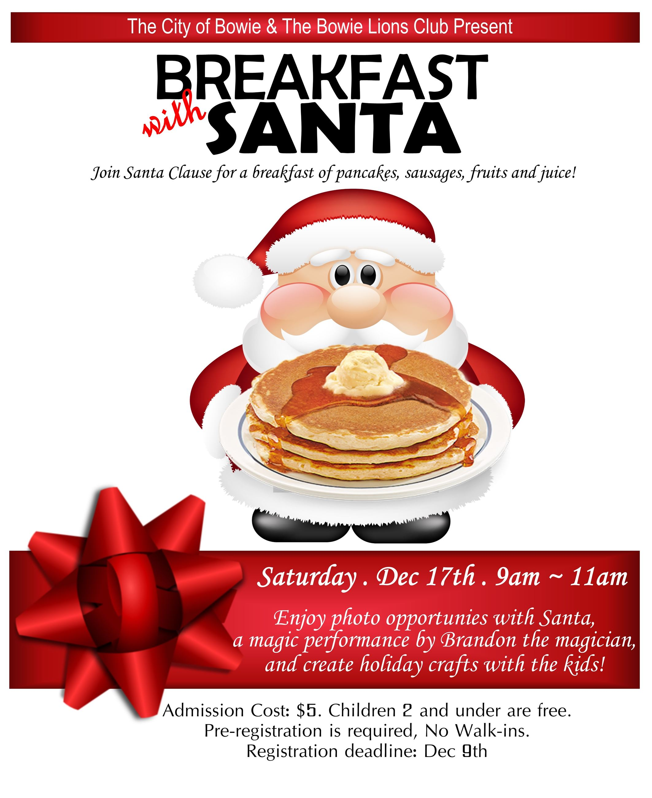 Breakfast with Santa (1)