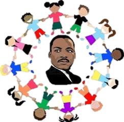 mlk clear background