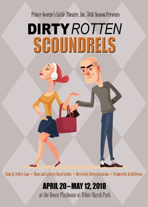 Dirty Rotten Scoundrels image