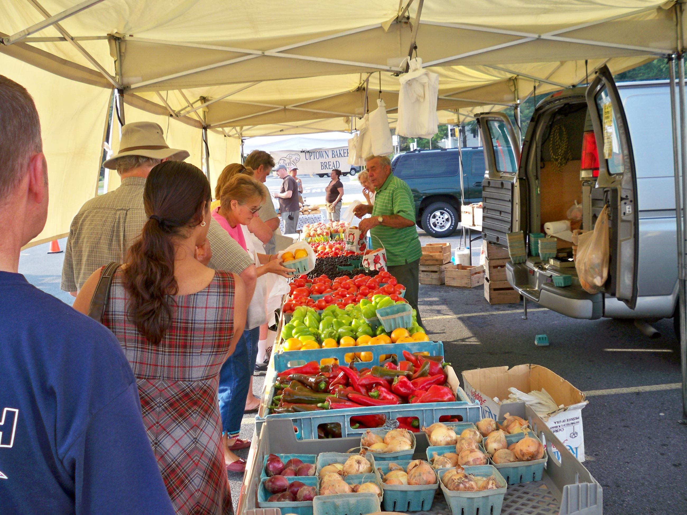 The Bowie Farmers' Market