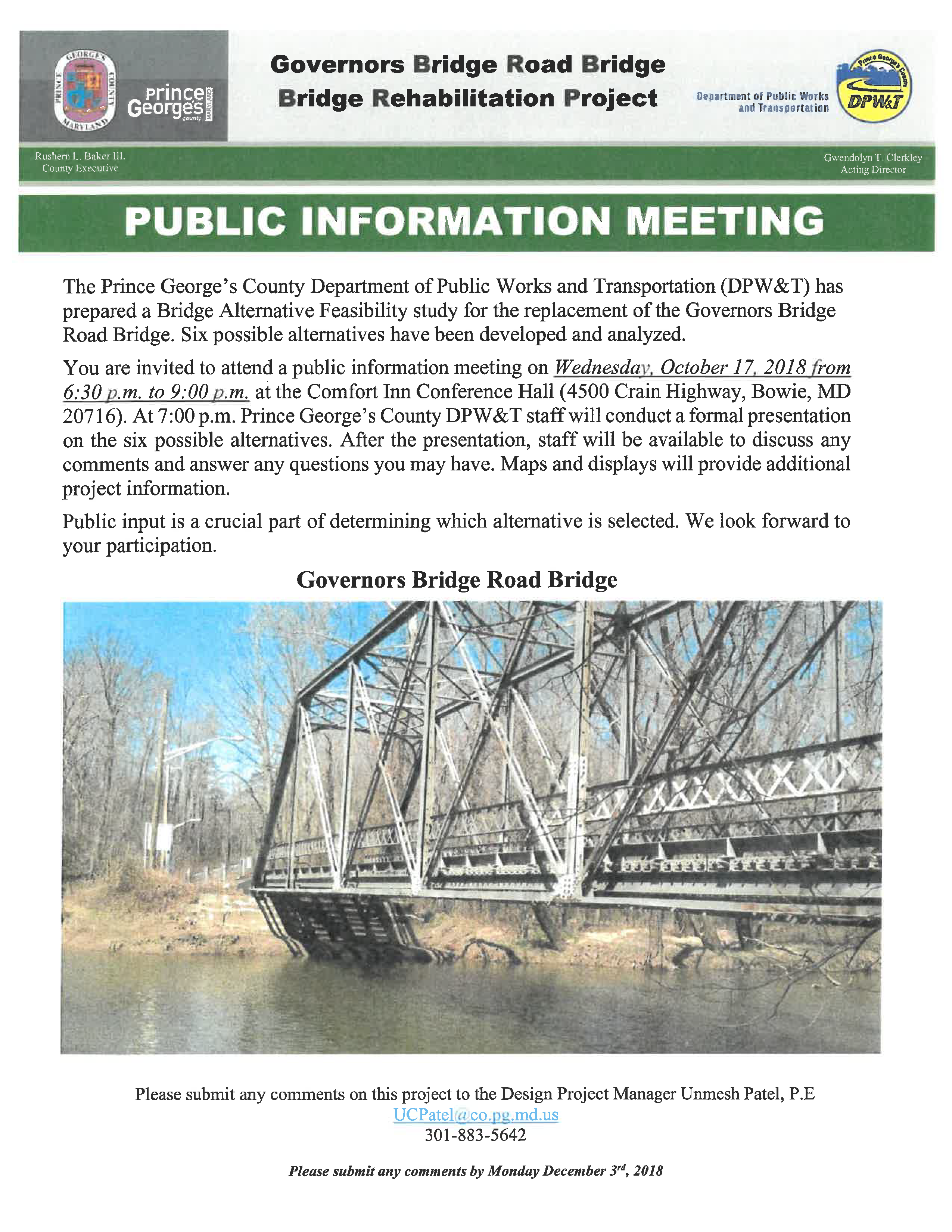 Governor Bridge Road Public Meeting_Page_1