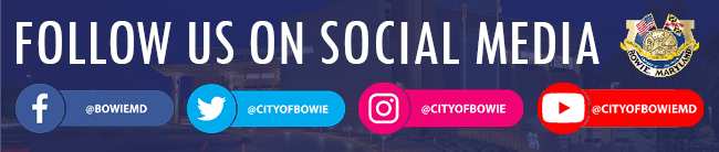 Follow us on Social Media Banner - Facebook, Twitter, Instagram, and YouTube