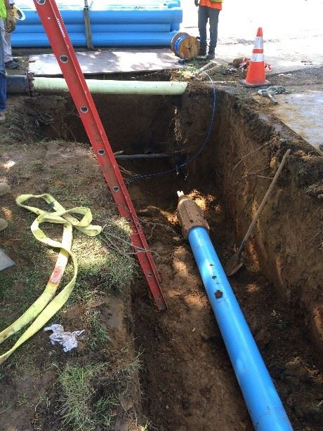HH WATER MAIN REPLACEMENT