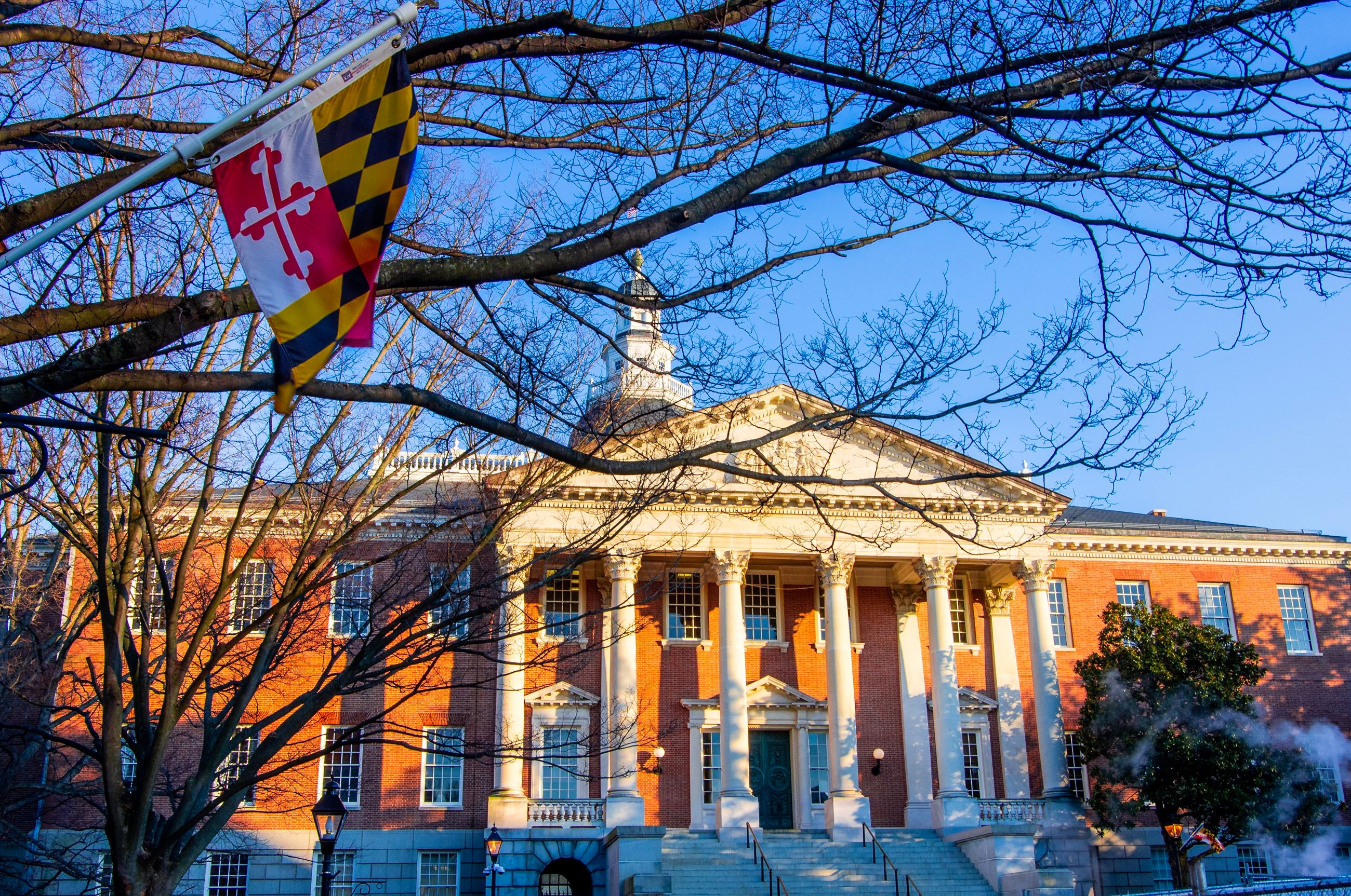 maryland state capitol building annapolis Opens in new window