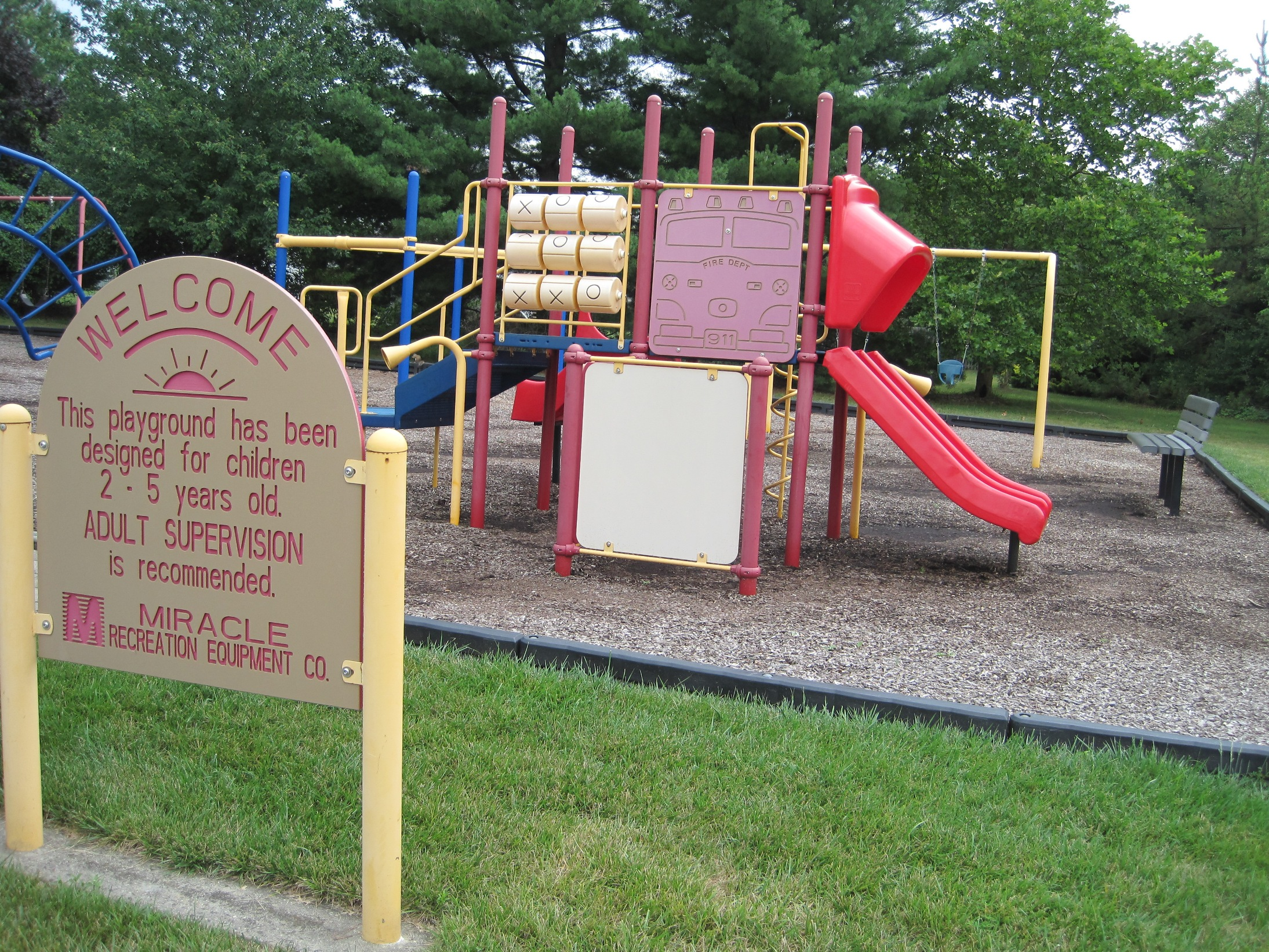 Blacksox Park Playground