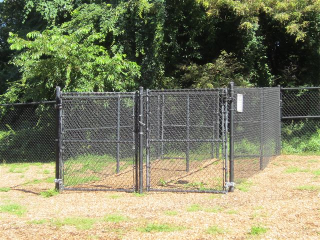Dog Park Fenced Area