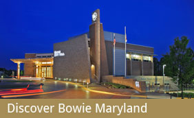 Discover Bowie Maryland